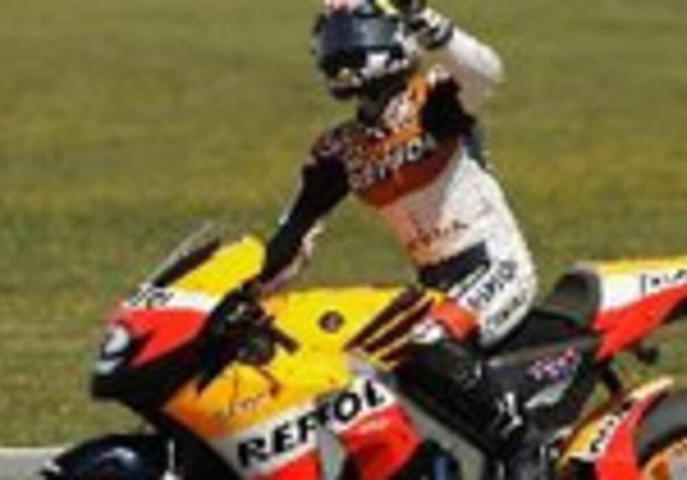 Moto GP Espagne : Jerez
