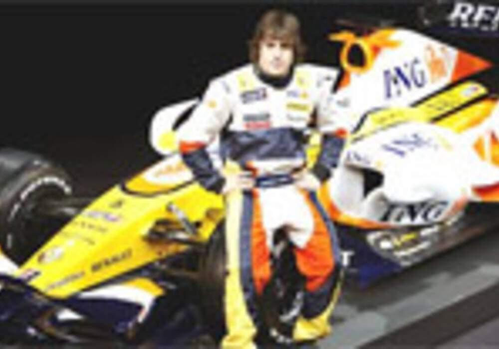 Interview de Fernando Alonso