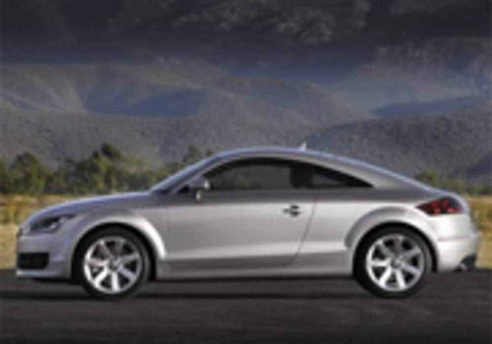 Audi révise intégralement l'entrée de gamme de la TT