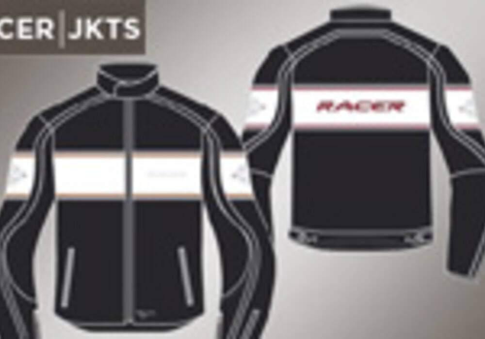 """Le blouson """"Unique"""" de Racer JKTS - Collection 2008"""