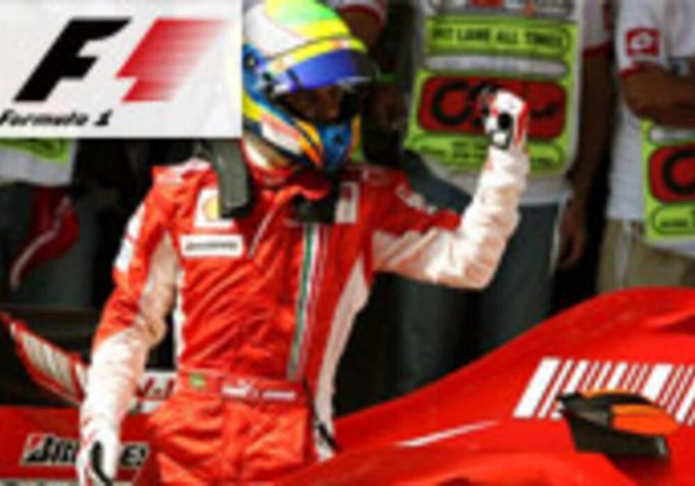 Grand-Prix de Bahreïn : Victoire de Massa et doublé Ferrari