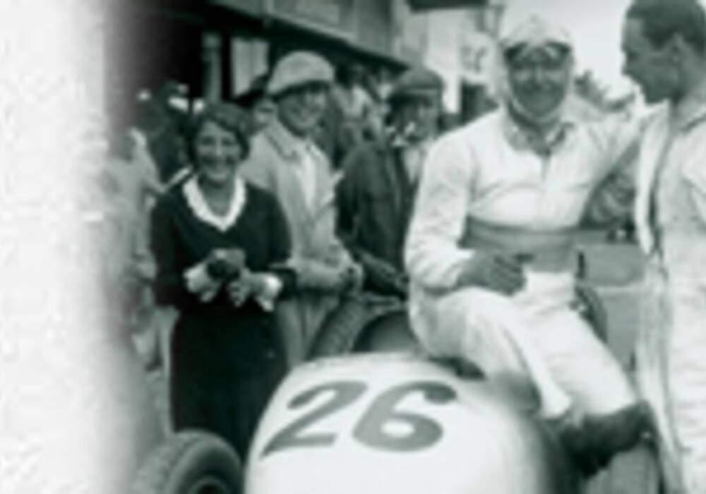 Livre «Bugatti en compétition de 1920 à 1939»