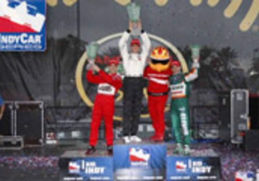 Indycar : Victoire historique de Graham Rahal à St Petersburg