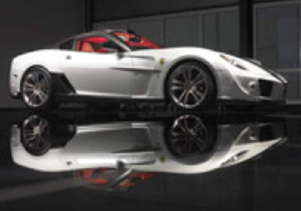 "Nouvelles photos de la Mansory ""Stallone"" 599 GTB Fiorano"