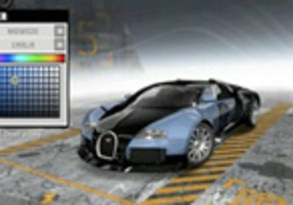 La Bugatti Veyron dans Need For Speed