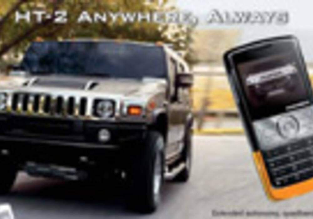 Téléphone Hummer HT2