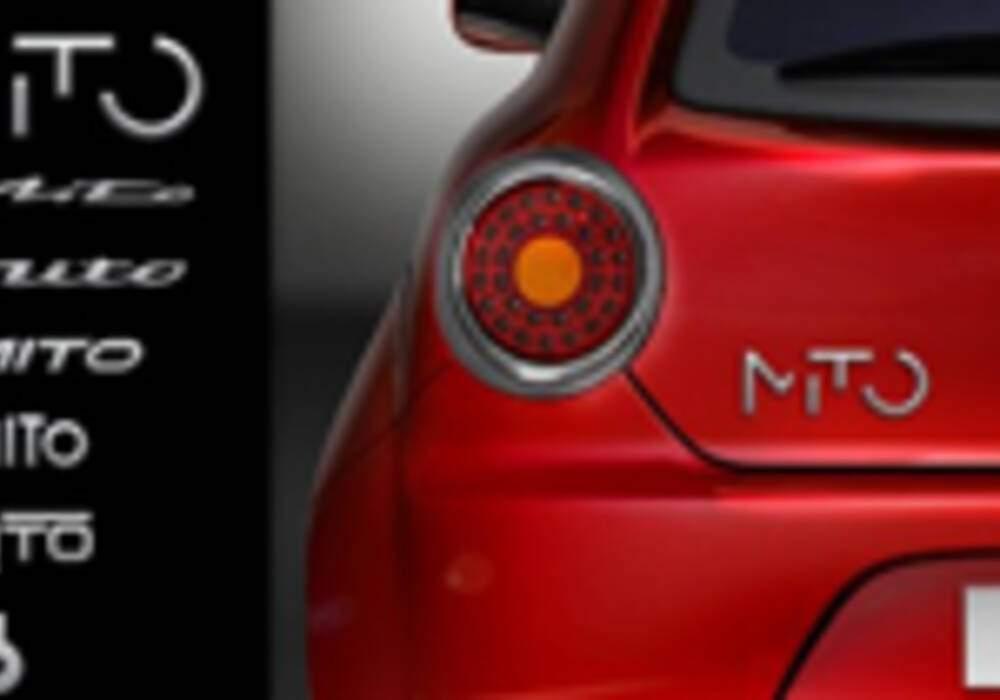Le logo de l'Alfa-Roméo MiTo enfin dévoilé