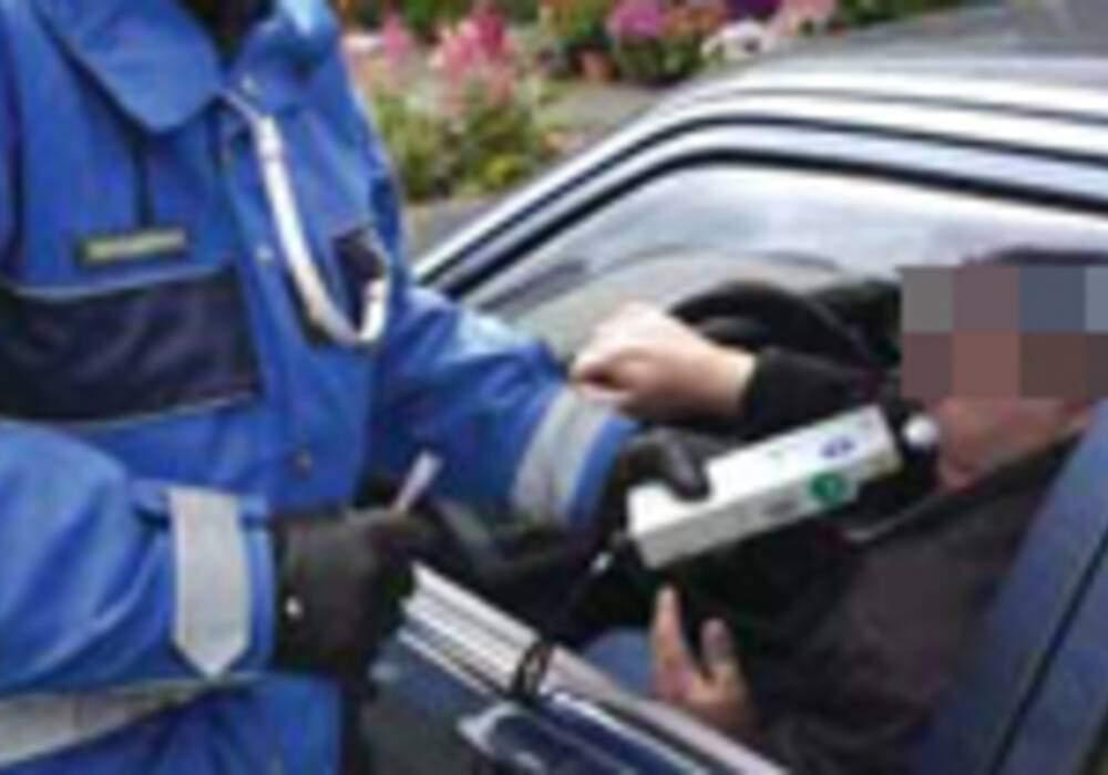 Un conducteur ivre a été contrôlé deux fois dans la même journée