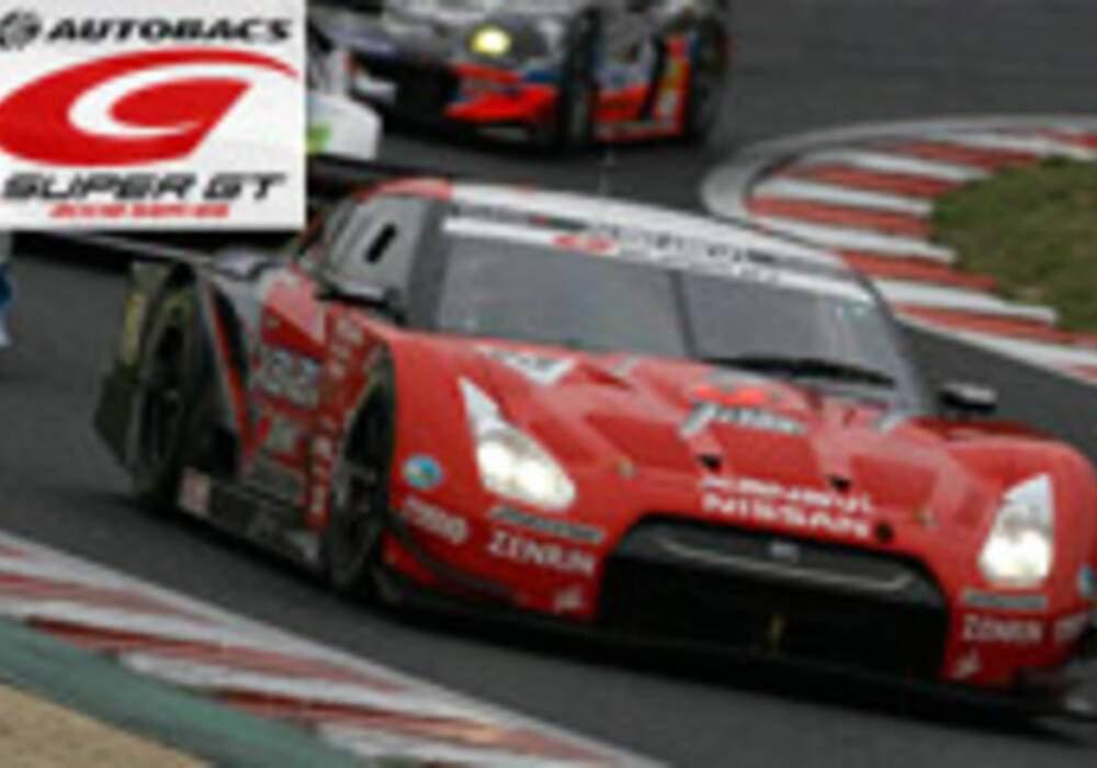 Super GT: Doublé GT-R à Okayama