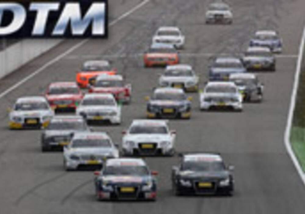 DTM: Triplé Audi à Hockenheim