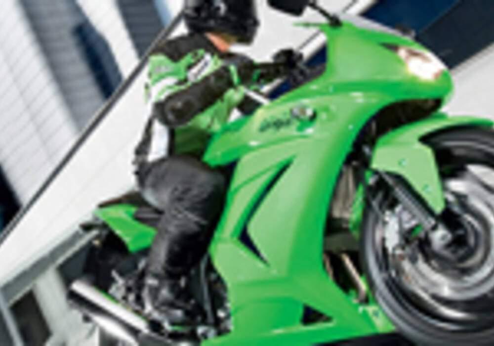 Nouvelle Kawasaki Ninja 250R