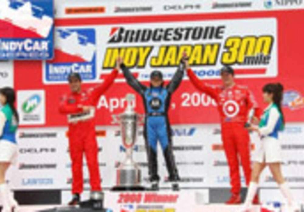 Indycar: Première victoire féminine en Indycar!