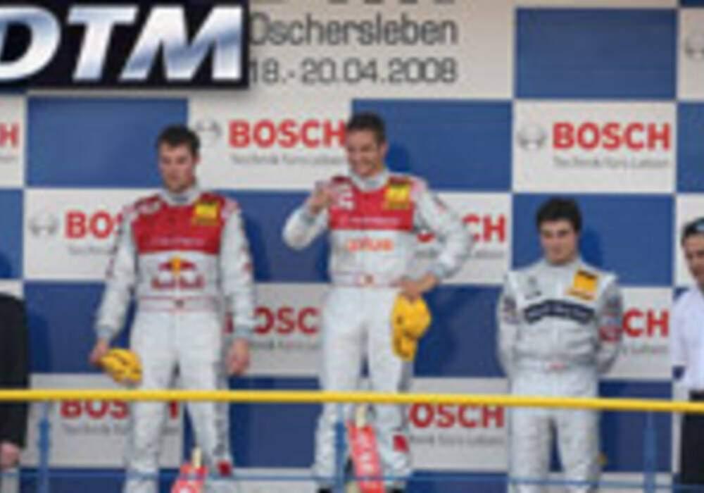 DTM: Scheider victorieux à Oschersleben
