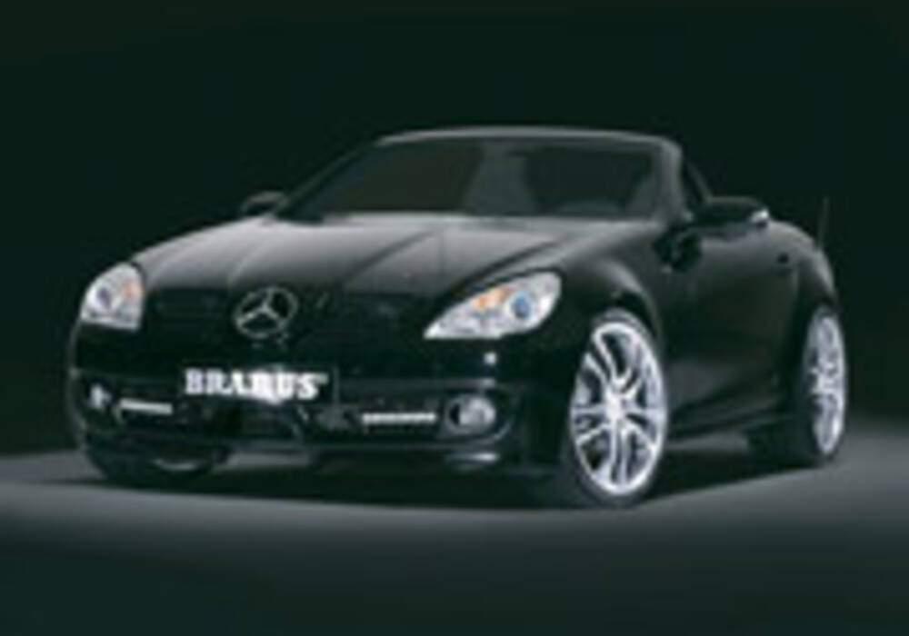 Kit Brabus pour la Mercedes SLK55 AMG
