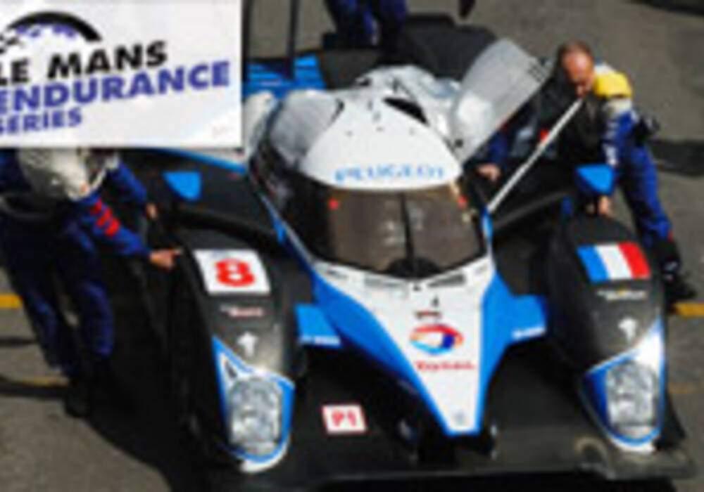 LMS : Une deuxième pour Peugeot