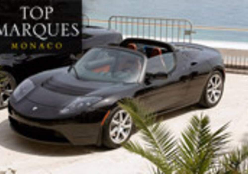 Top Marques 2008 : Tesla Roadster