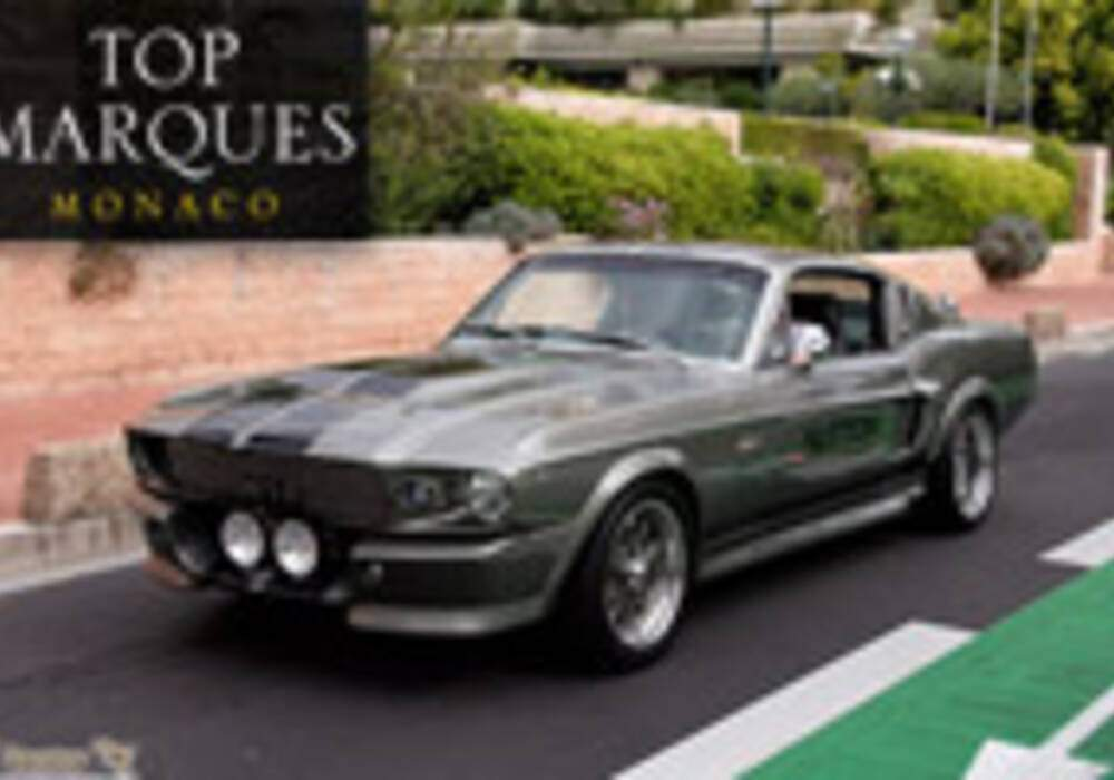Top Marques 2008 : Shelby Mustang GT500 Eleanor
