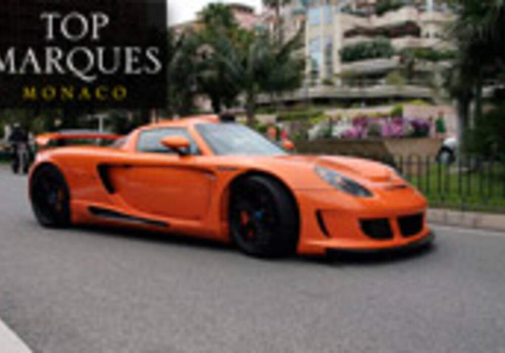 Top Marques 2008 : Gemballa Mirage GT