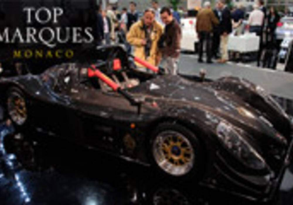 Top Marques 2008 : Radical SR8 LM