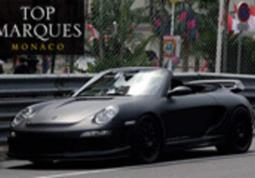 Top Marques 2008 : Gemballa Avalanche Roadster BiTurbo