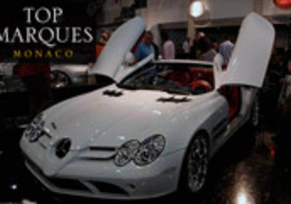 Top Marques 2008 : Brabus SLR Roadster