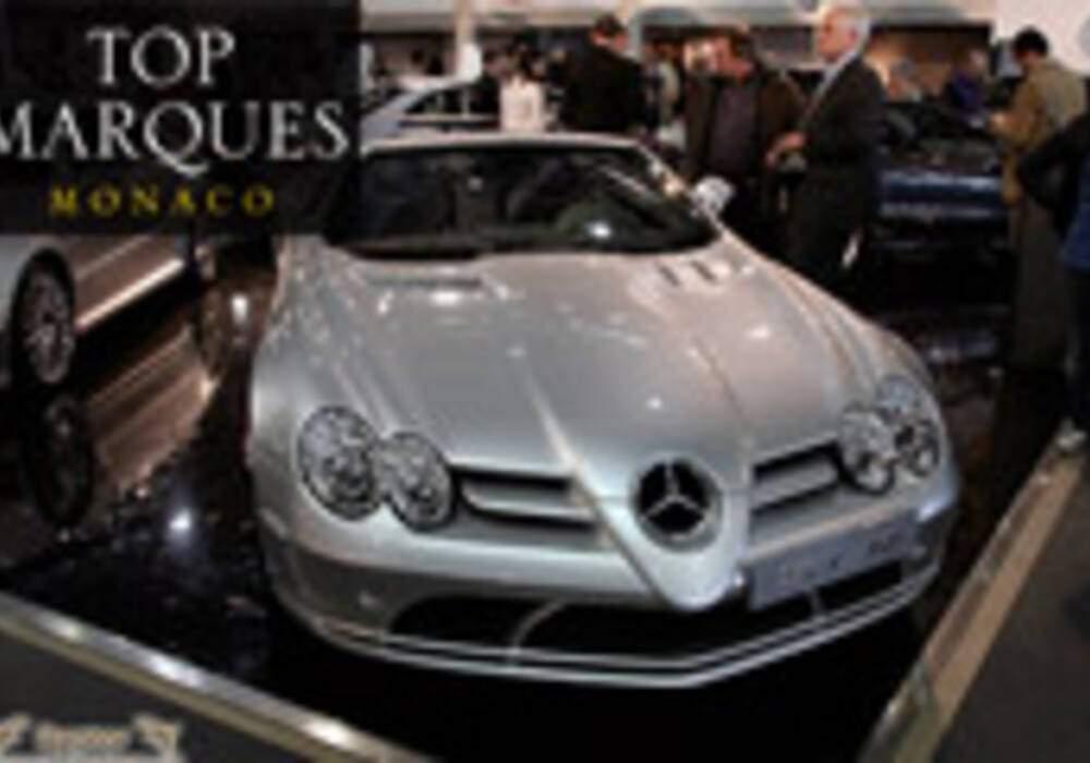 Top Marques 2008 : Mercedes SLR Roadster