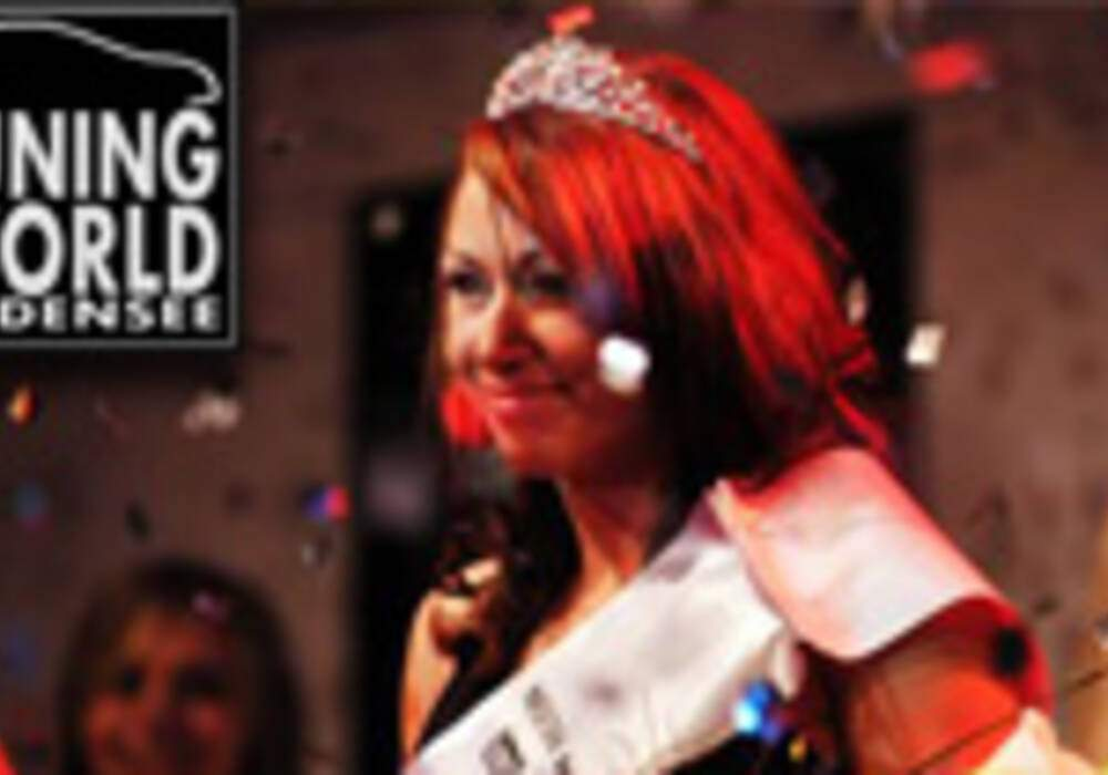 Miss Tuning 2008 et calendrier - Tuning World Bodensee