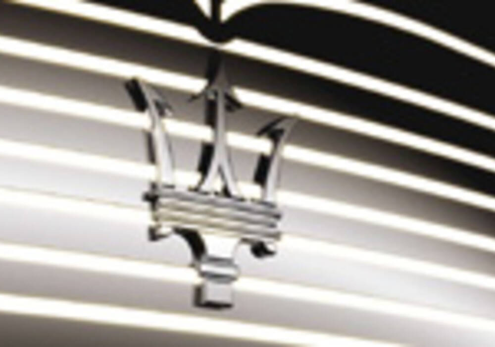 Lumina et Maserati, lampes design