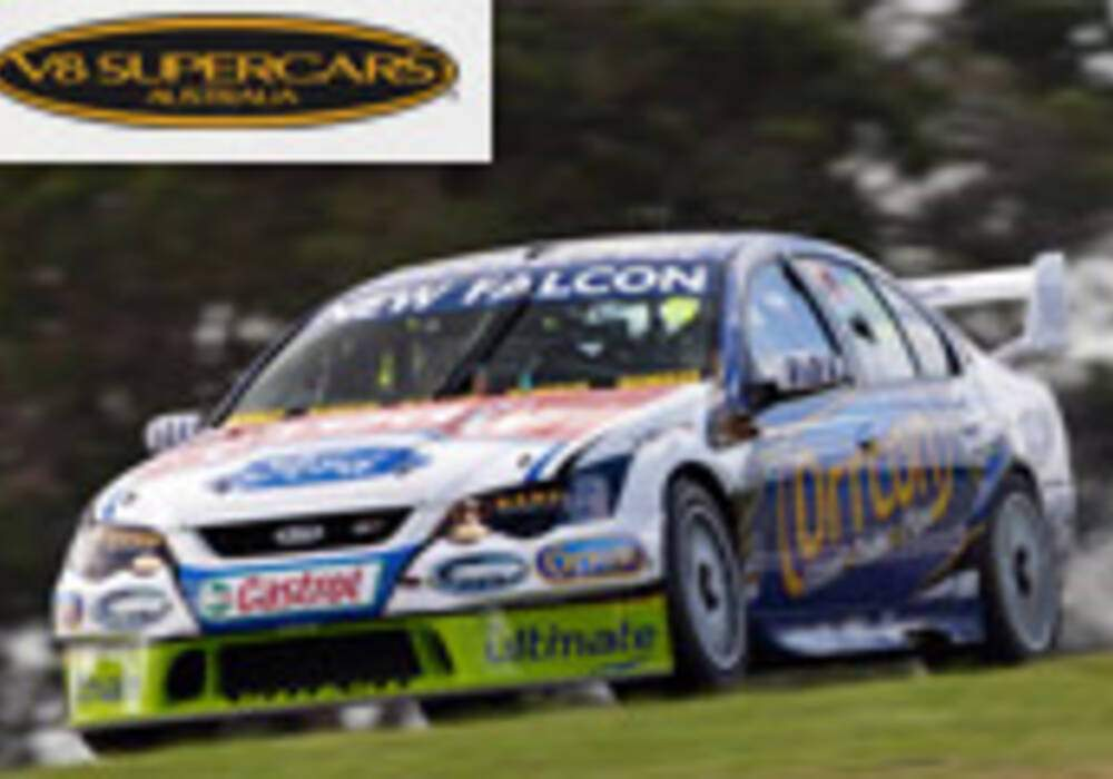 V8 Supercars: Winterbottom intouchable à Barbagallo