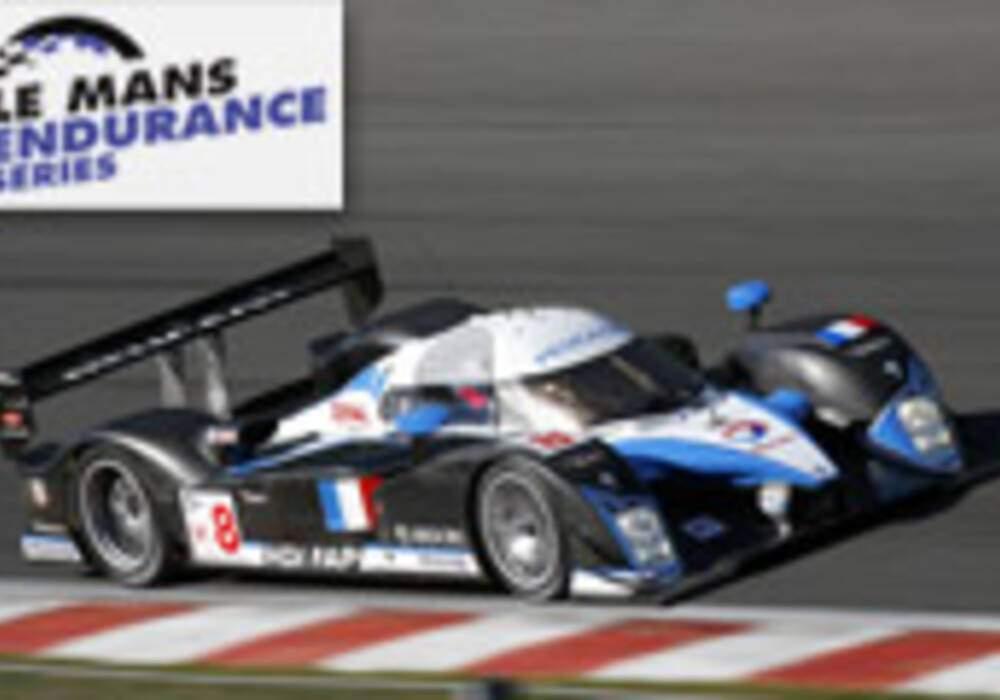 LMS : Et de 3 pour Peugeot!