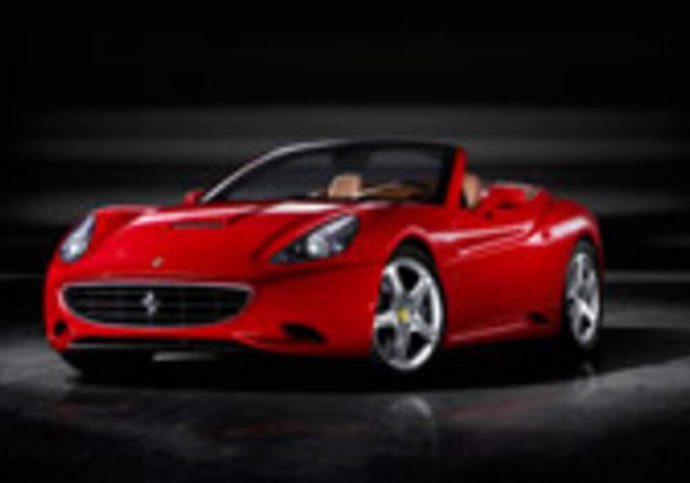 Premières photos de la nouvelle Ferrari GT California