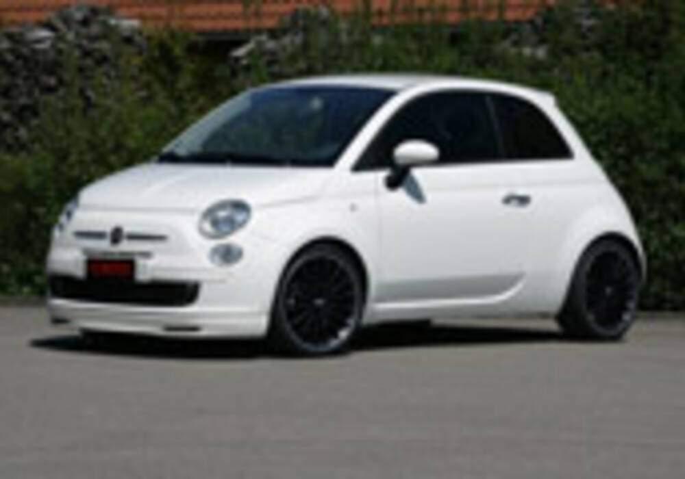 Fiat 500 Novitec