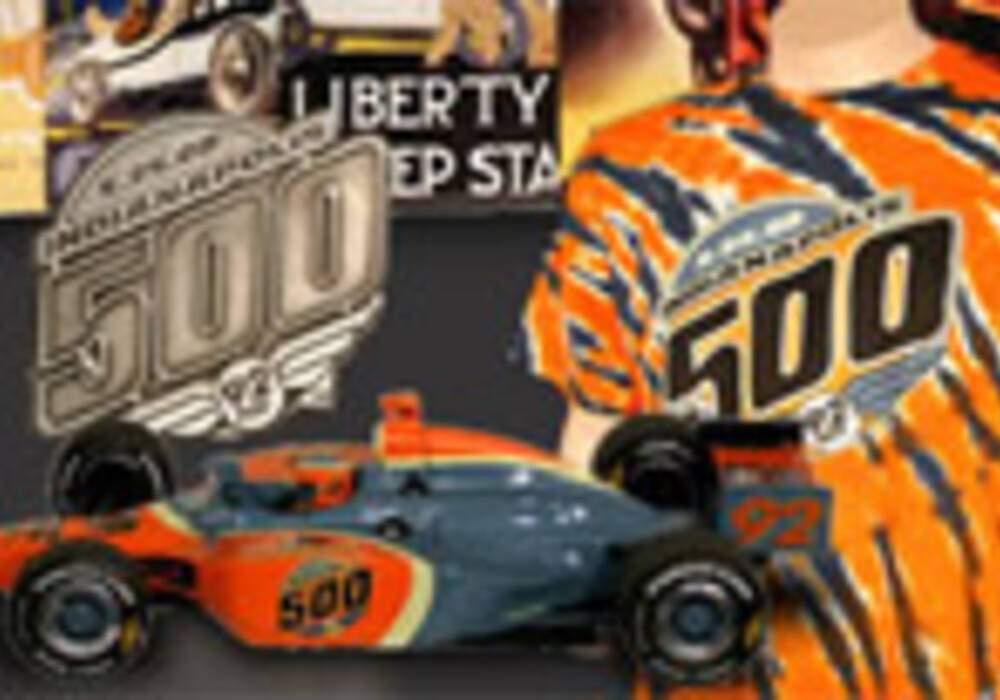 Indianapolis 500: La grille de départ