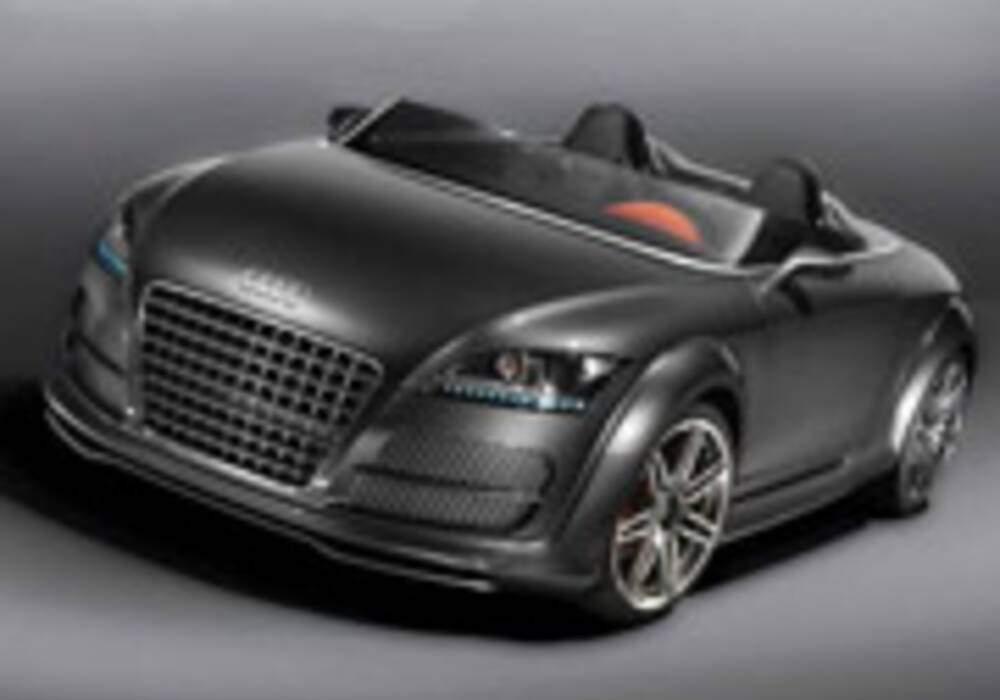 L'Audi TT Clubsport sur nos routes en série très limitée