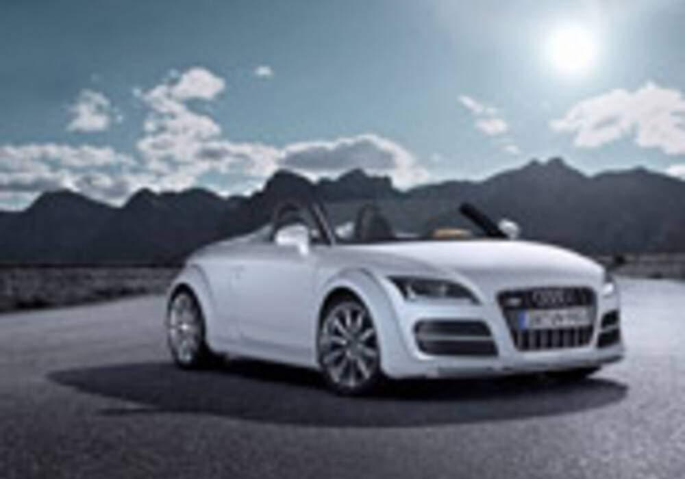 Audi TT Clubsport - les photos officielles