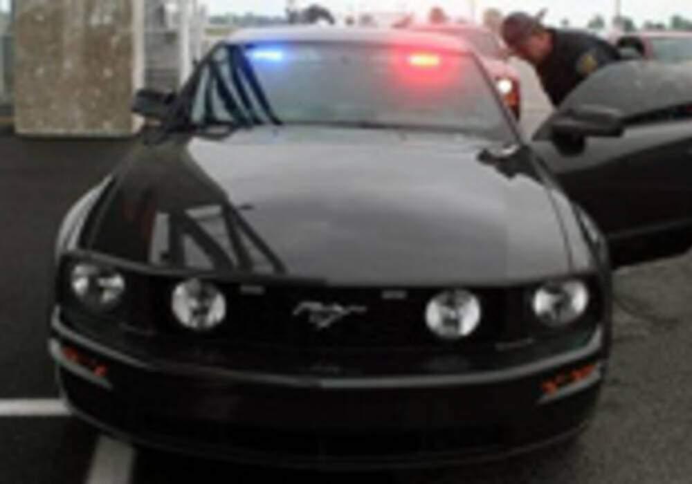 Des Ford Mustang pour la police de l'Indiana