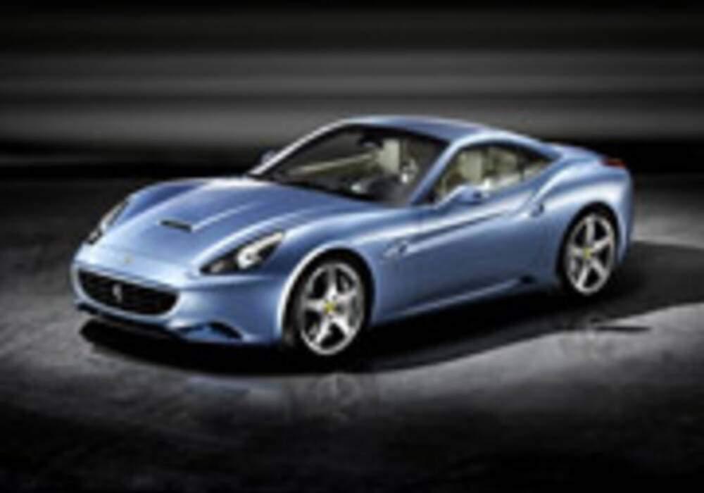 Ferrari California, nouvelles photos