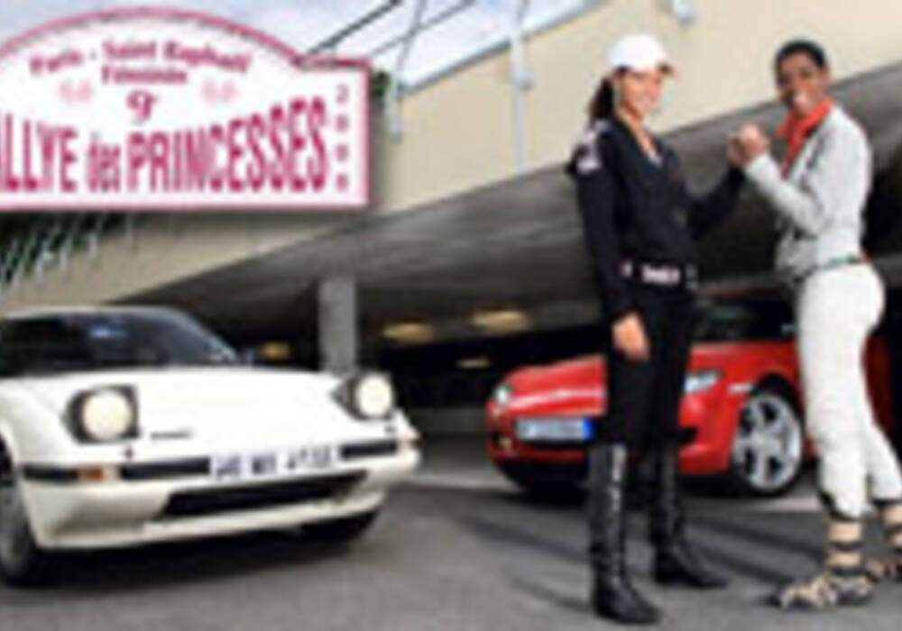 Rallye des princesses : les 30 ans de la Mazda RX-7