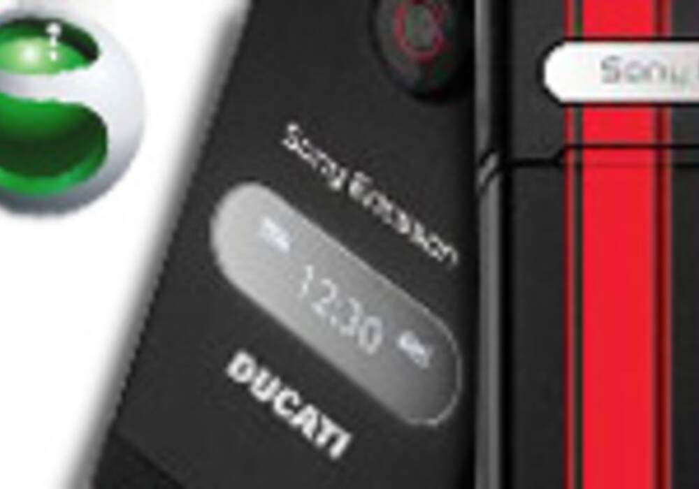Sony-Ericsson Z770 Ducati débarque en Italie