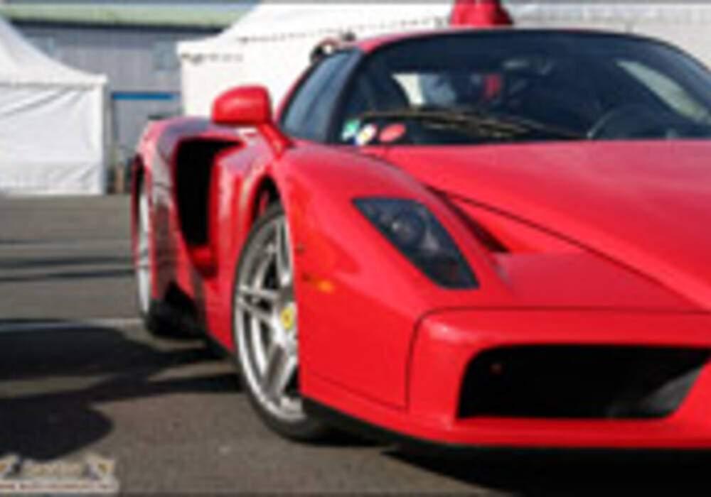 Brève rencontre : Ferrari Enzo