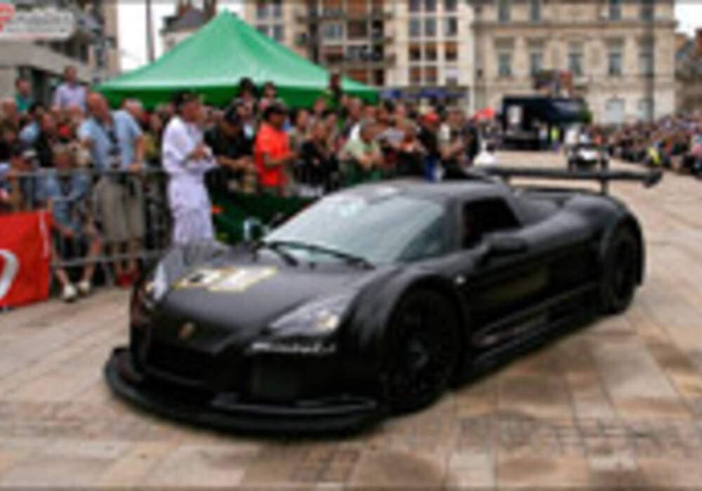 24 heures du Mans, la parade : Gumpert Apollo Sport