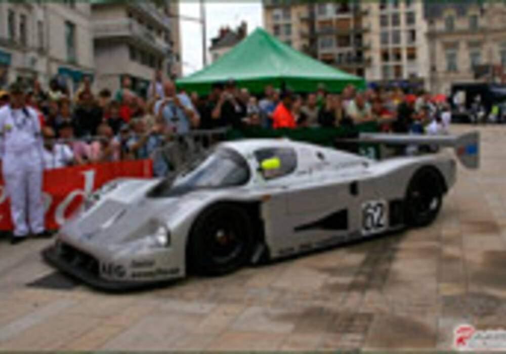 24 heures du Mans, la parade : Mercedes-Sauber C9