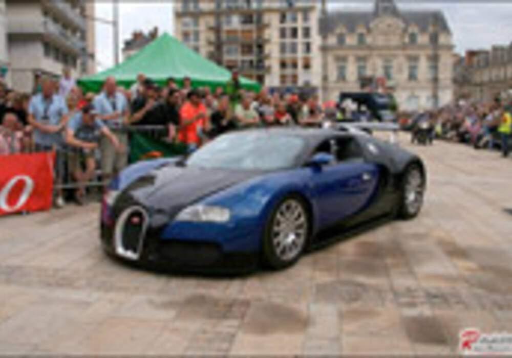 24 heures du Mans, la parade : Bugatti Veyron