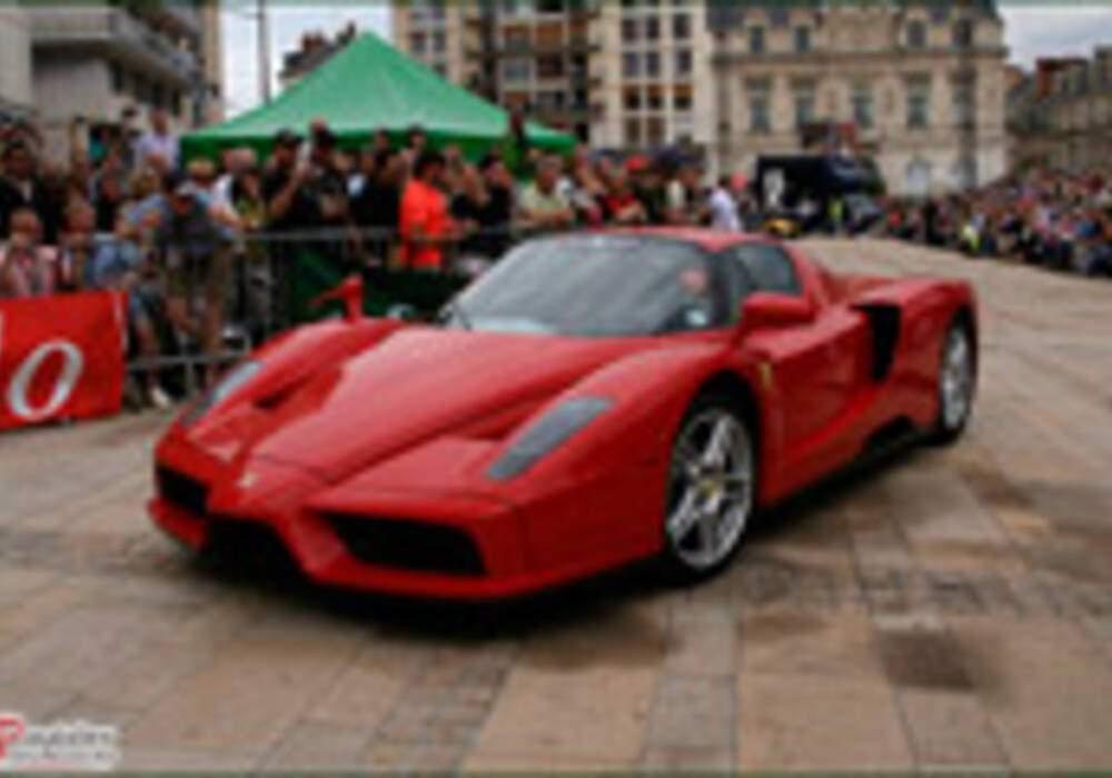 24 heures du Mans, la parade : Ferrari Enzo