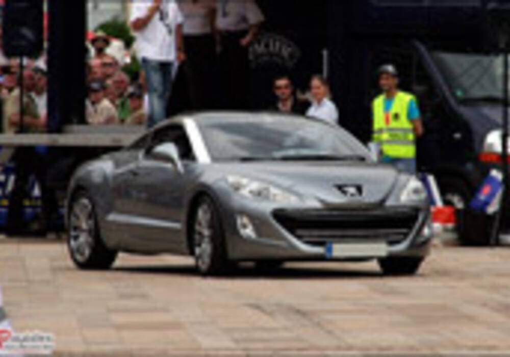 24 heures du Mans, la parade : Peugeot 308 RC-Z