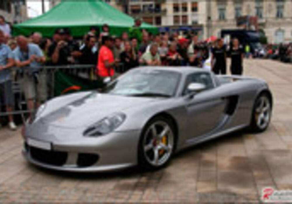 24 heures du Mans, la parade : Porsche Carrera GT