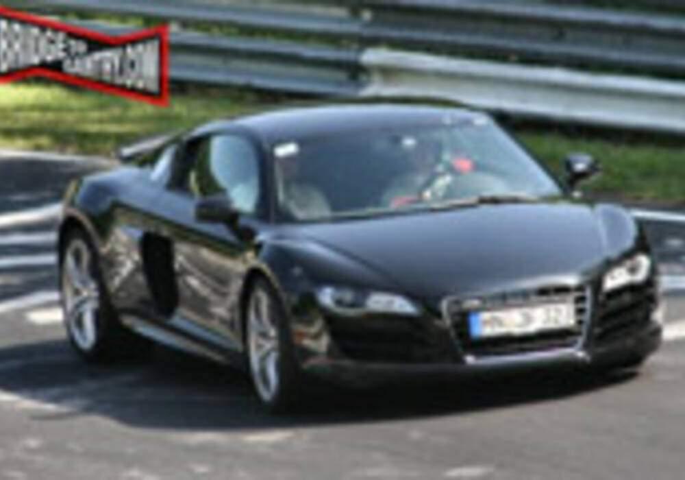 Spyshots : Audi R8 V10