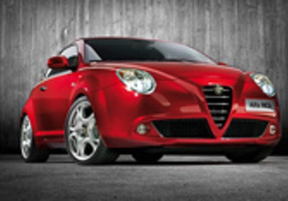Vidéo : Alfa Romeo MiTo