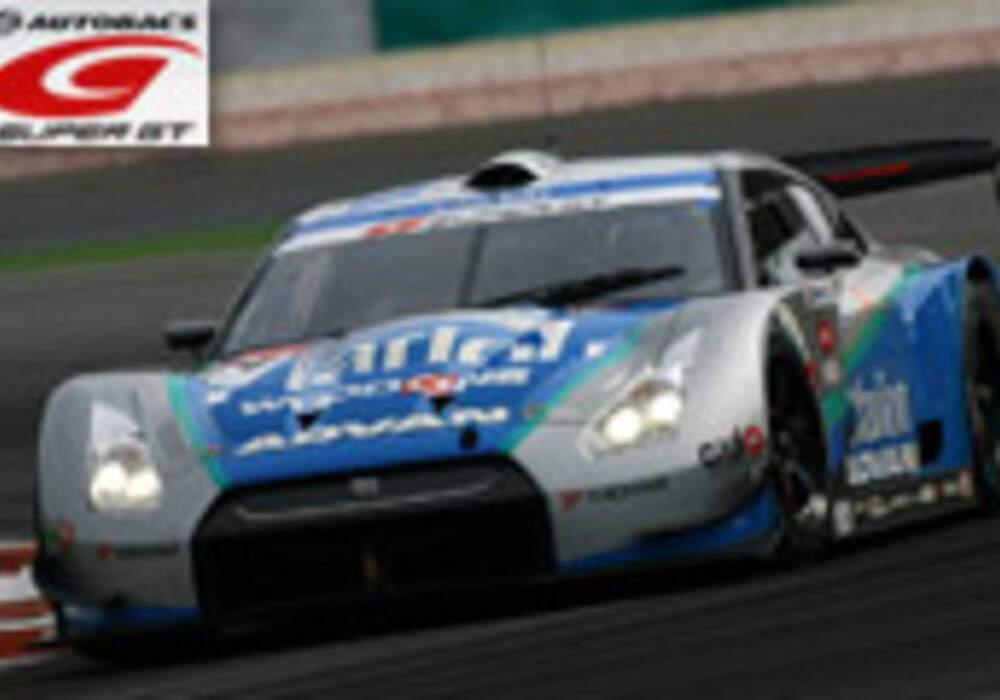 Super GT: Doublé GT-R à Sepang