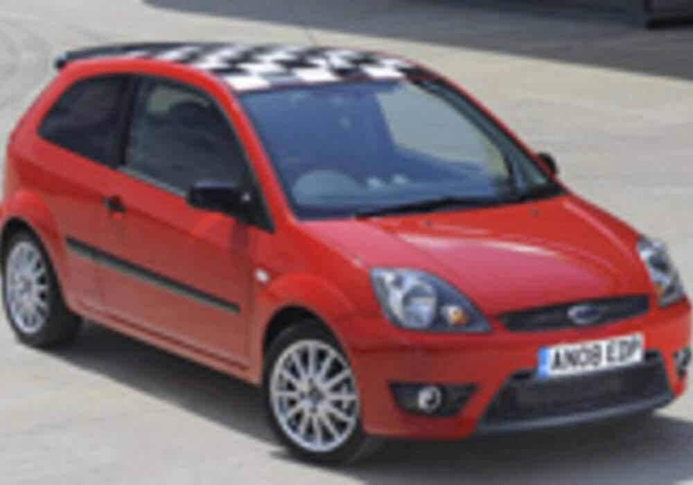 Ford Fiesta Zetec S Red, édition limitée